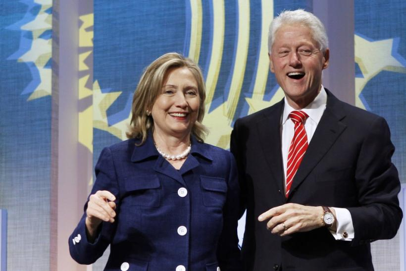 Documents Raise Conflict-Of-Interest Questions About Bill Clinton's Paid Speeches