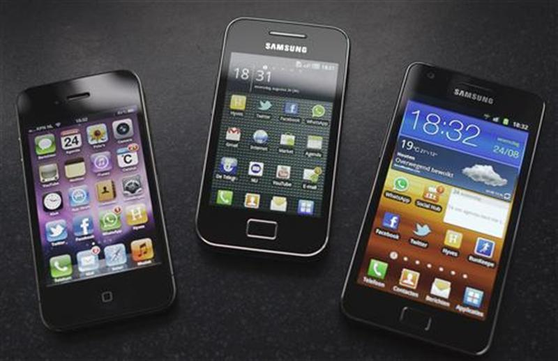 Report Points to China as Biggest Smartphone Market in Q3 2011