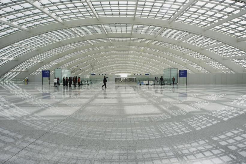 5. Beijing International Airport
