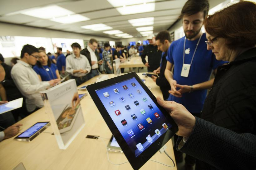 Are Americans Falling Out Of Love With iPad?