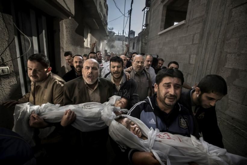 World Press Photo Awards 2013 - Spot News - Gaza