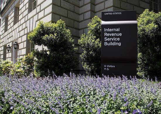 IRS Bldg Wash DC 2