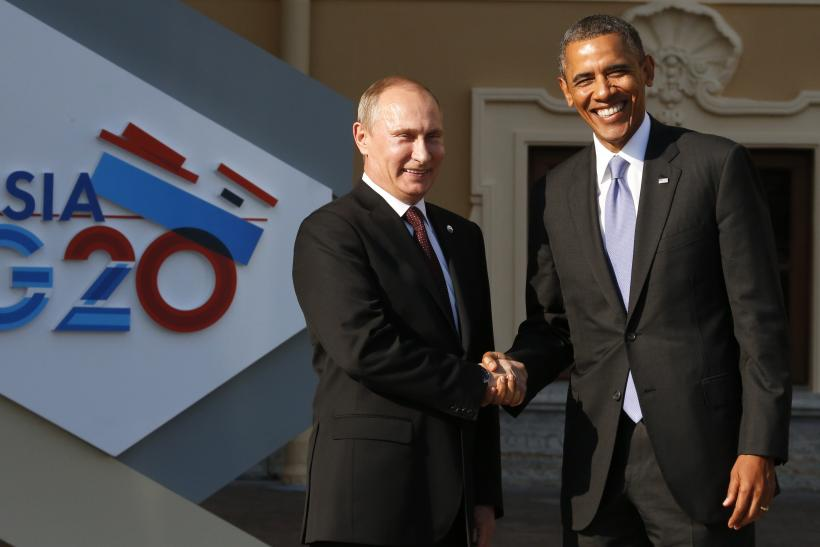 Did Vladimir Putin Really Invade Crimea Because He Perceives Barack Obama As 'Weak' On Foreign Policy?