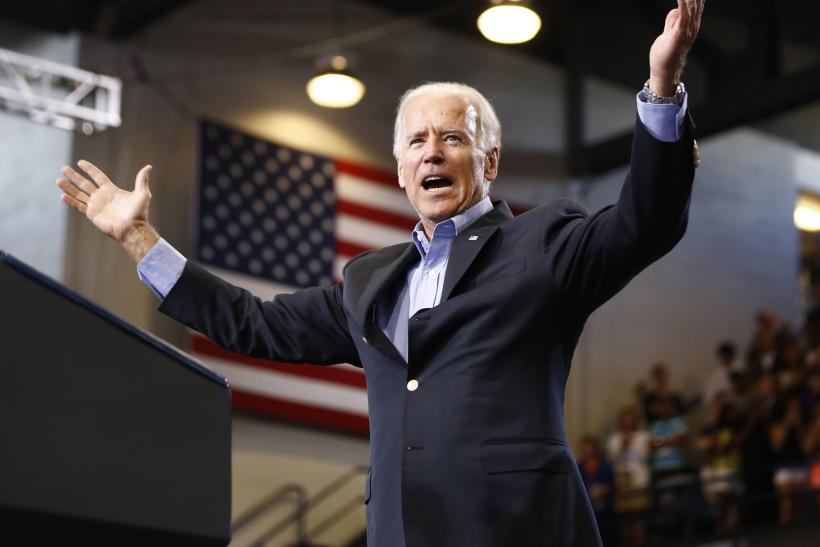 Biden: 'Shylocks' Was 'Poor Choice Of Words'