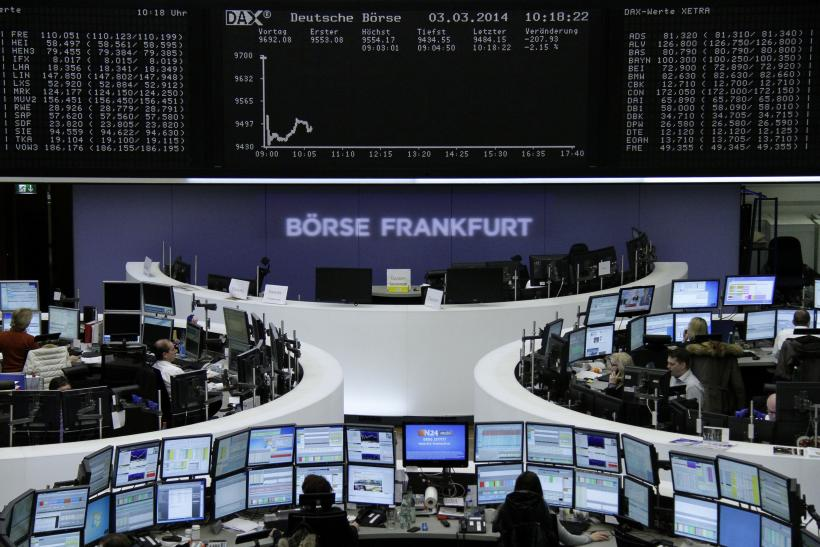 European stock exchange_Borse Frankfurt