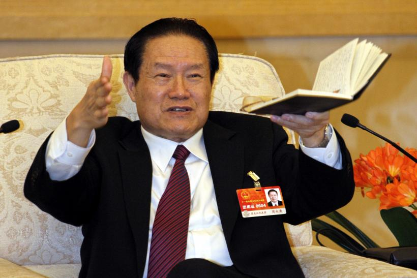 Zhou Yongkang's Downfall Reveals Extent Of Xi Jinping's Power