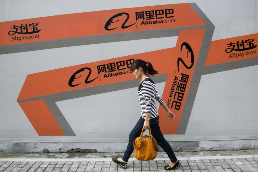 Ahead Of IPO, Alibaba Posts Profit Of Nearly $2B