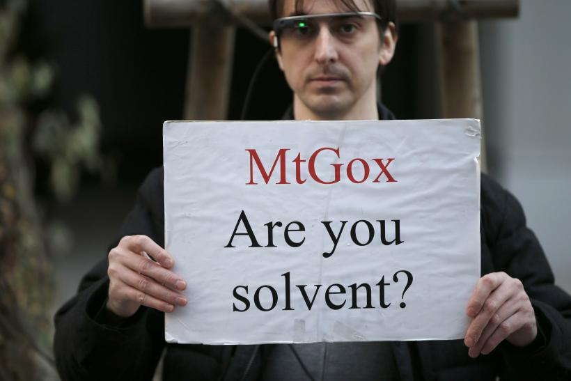 Mt. Gox May Rise Again