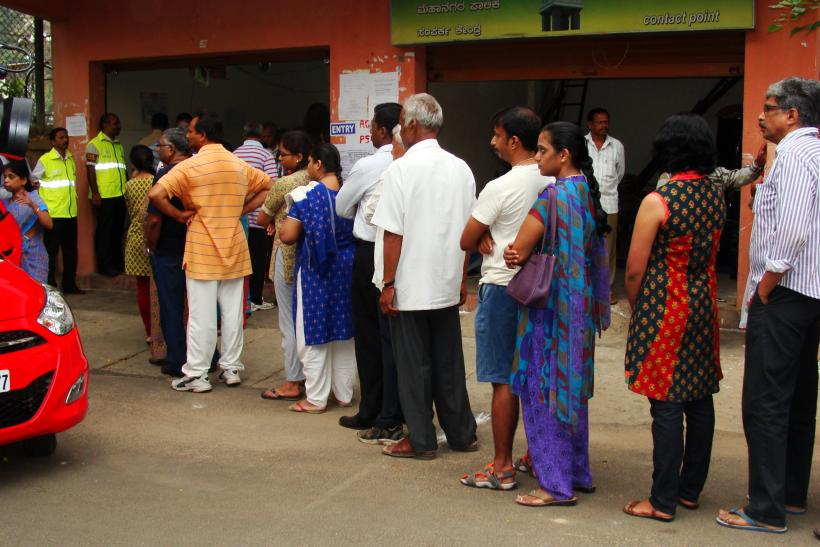 Record Turnout Midway Through India's Elections
