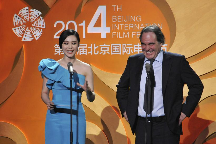 Oliver Stone And The Great Wall Of Chinese Film Censorship