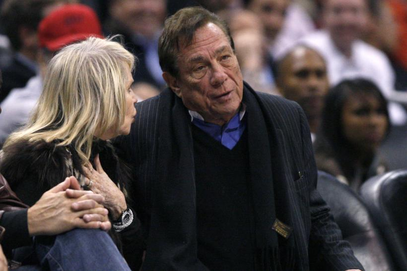 Donald Sterling Loses Bid To Keep LA Clippers