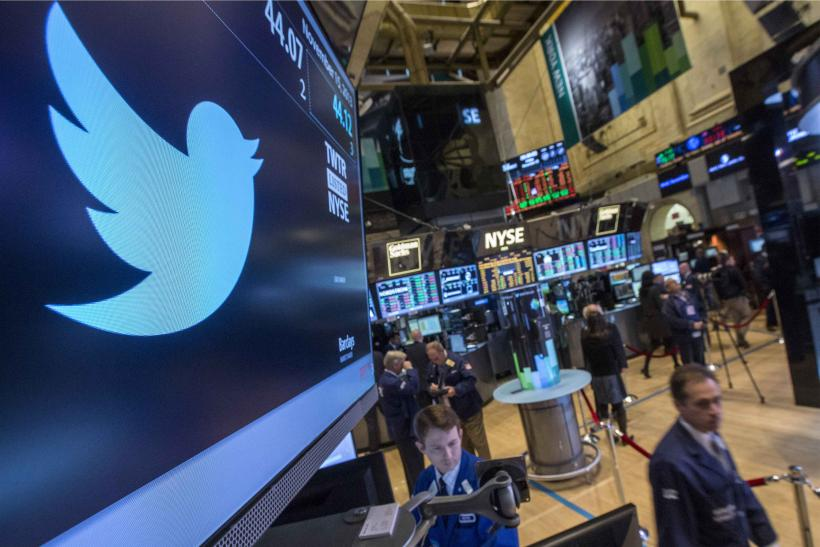 Twitter Shares Up Sharply As Microblogging Service Beats Expectations On User Growth, Sales