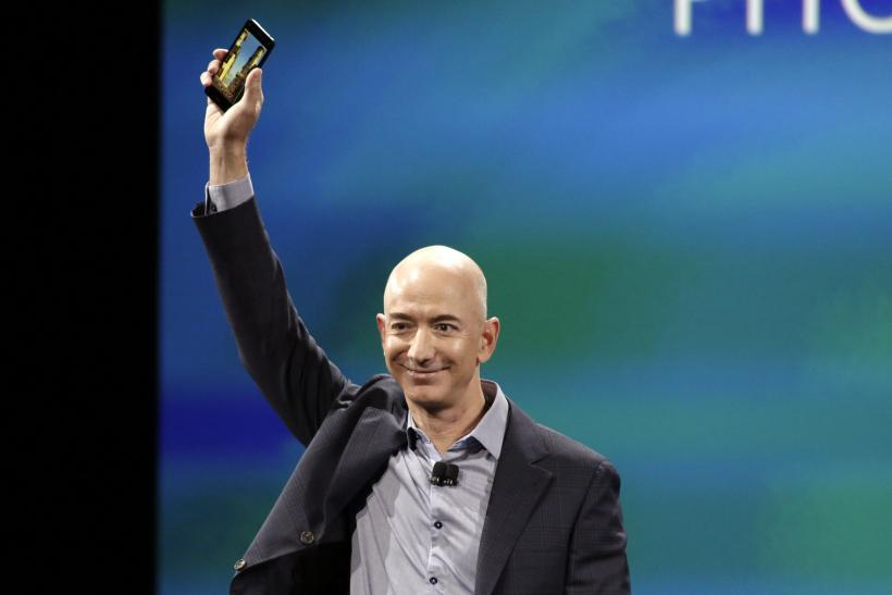 How Amazon Misfired On Its Fire Phone