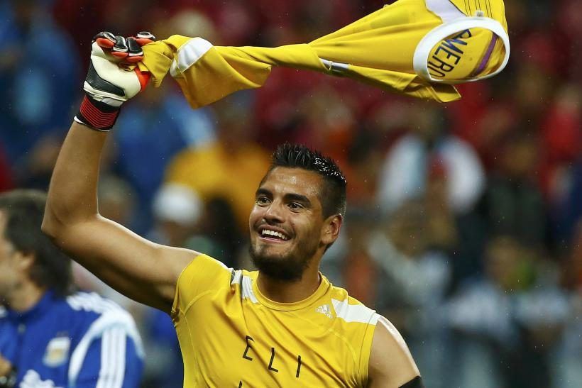 Romero's Saves Send Argentina Into Final