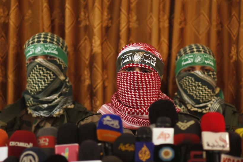 Hamas Music Video Threatens To 'Blow Up Tel Aviv'
