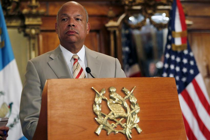 DHS Chief Backs Obama's Emergency Immigration Fund