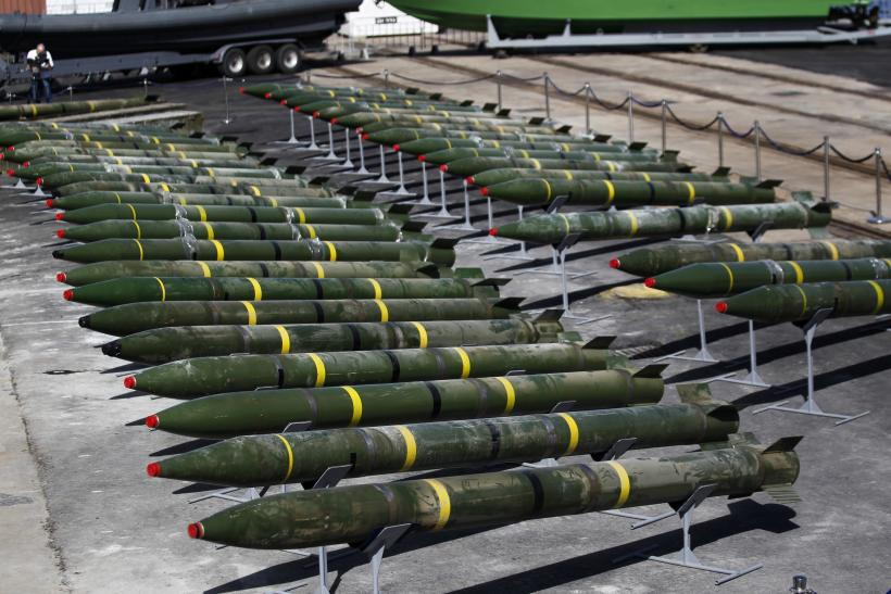Syria, Iran Helping Hamas Assemble Rocket Arsenal, Israelis Say