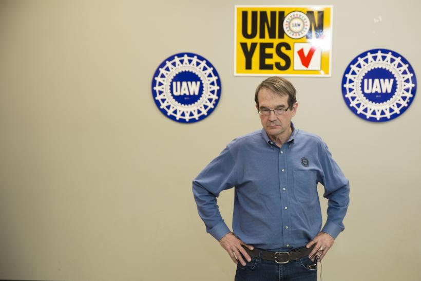 A Chattanooga Union Fight Rekindles An Old Idea