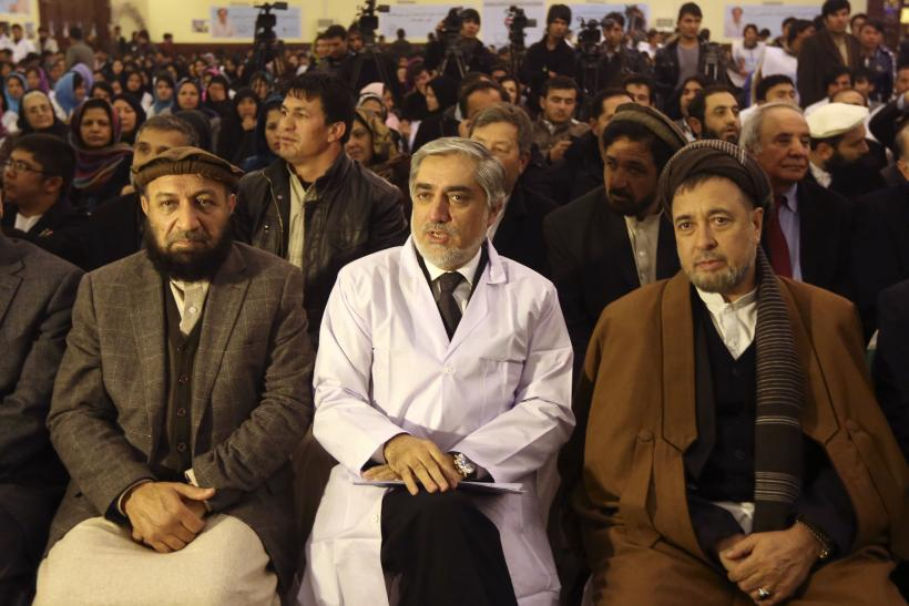 Abdullah Abdullah's Running Mate Wants Interim Government, Re-Election