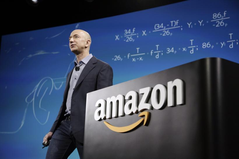 Amazon Sued By FTC Over Unauthorized In-App Purchases