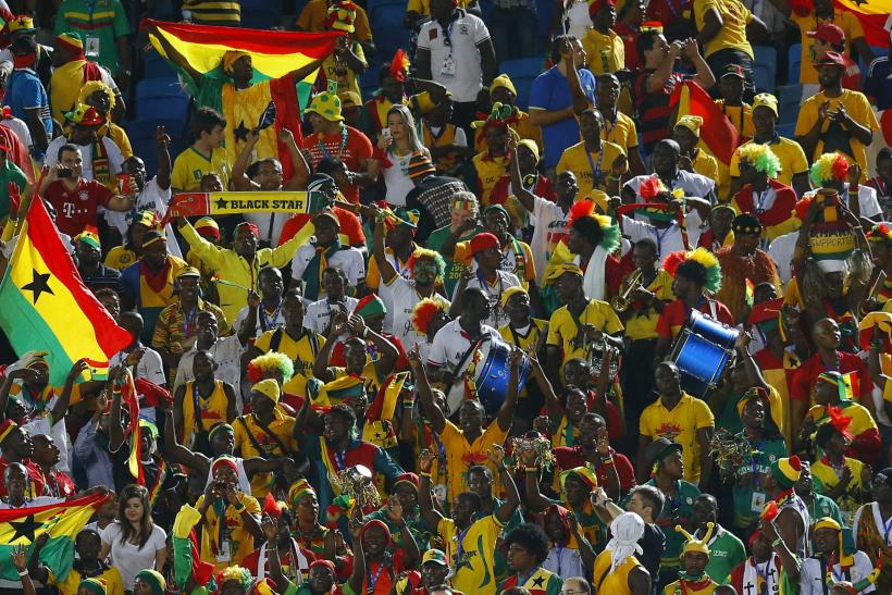Soccer Fans From Ghana Seek Asylum In Brazil