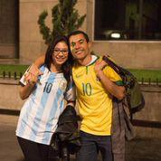 World Cup Final: Here's Who Brazilians Support in Germany-Argentina Game