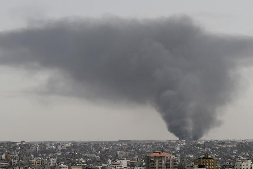 Over 120 Killed In Gaza As Foreign Nationals Attempt To Flee