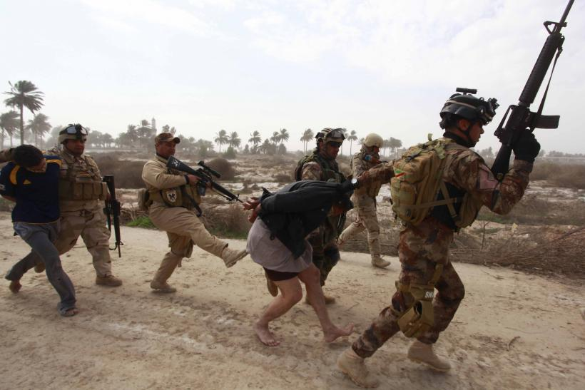 Iraqi Forces Indulged In 'Sectarian Killing Sprees': Human Rights Watch