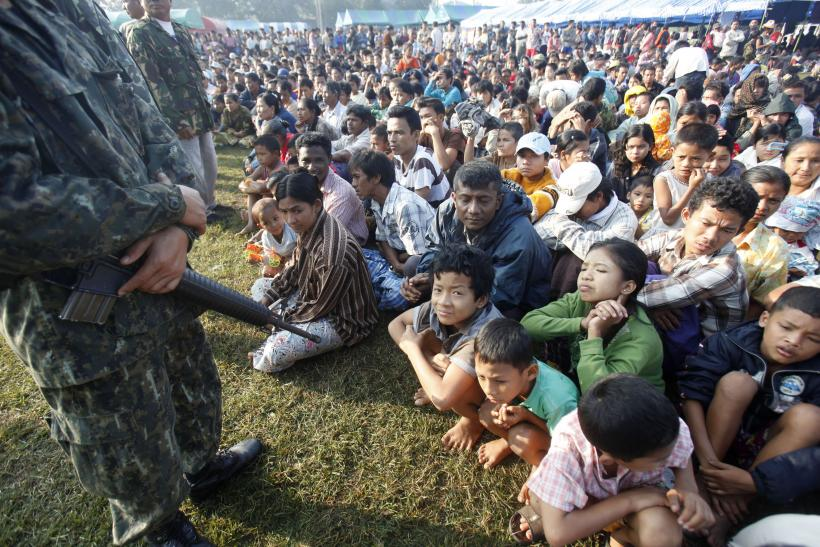 Thailand Junta Prepares To Deport Refugees From Myanmar
