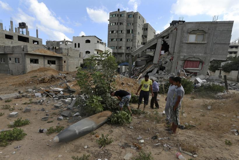 Gaza Death Toll Crosses 170 On Seventh Day Of Operation Protective Edge
