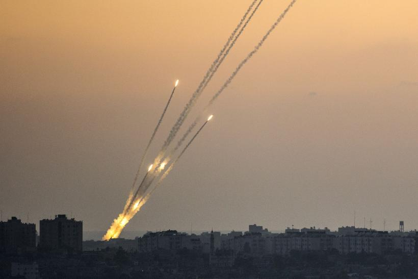 Syria Fires Another Rocket Into Israel