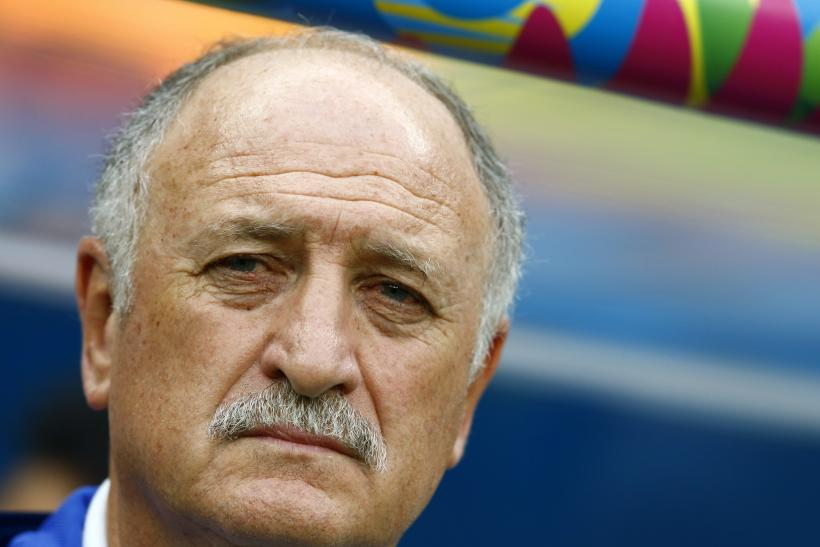 Scolari Exits As Brazil's Manager