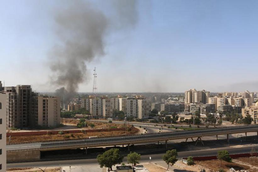 UN Moves Staff Out Of Libya As Clashes Close Tripoli Airport