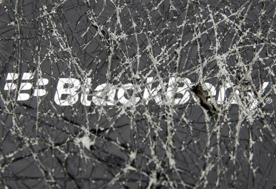 BlackBerry Buffs Up Security Credentials With Secusmart Deal