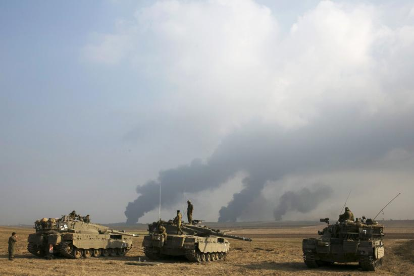 Israeli Soldier Missing As Gaza Fighting Escalates