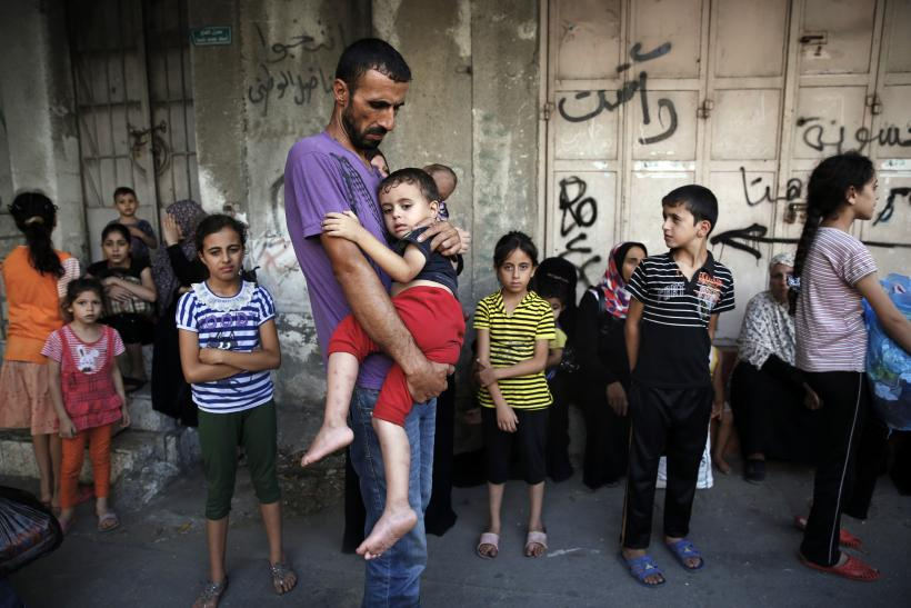 'One Child Has Been Killed Every Hour In Gaza': Report