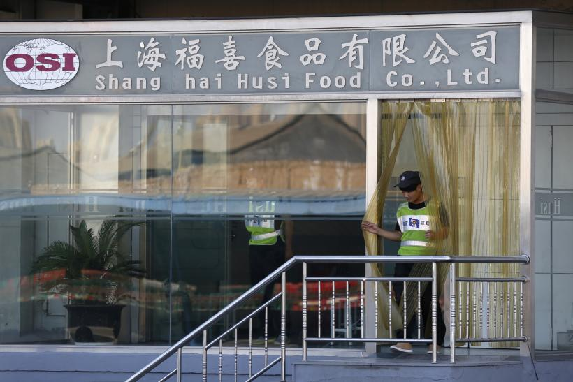 China Investigates Nearly 600 Firms As Food Scandal Spreads