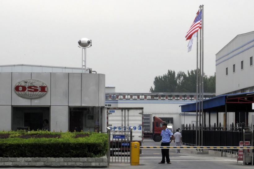 Amid China Food Scandal, OSI Workers Allege Violations At US Plant