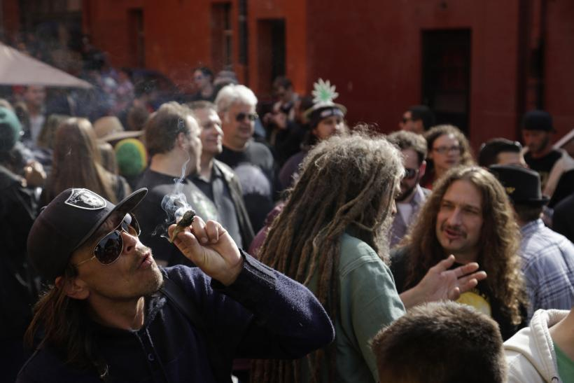 Washington Offers Pot Tourism, B
