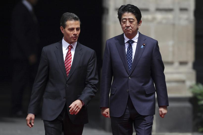 China-Japan Rivalry Plays Out In Latin America