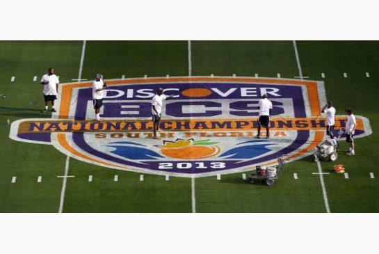 College Football Playoff Structure: Rules, Schedule And Format For The 2014 Season