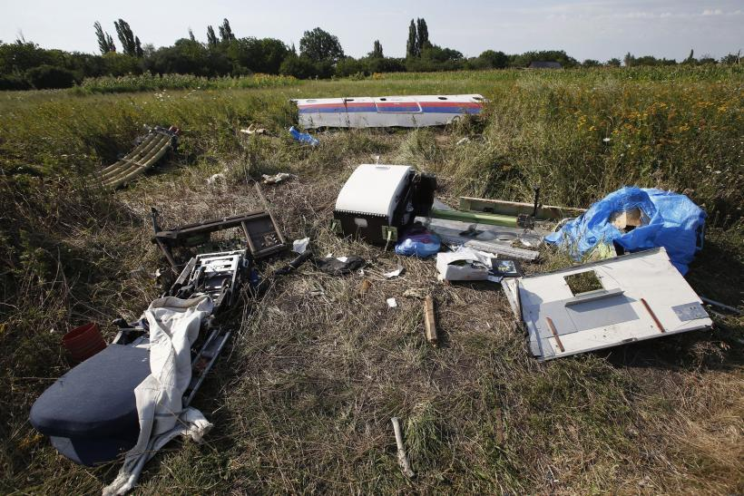 After MH17 Crash, Victims' Credit Cards Were Used in Ukraine