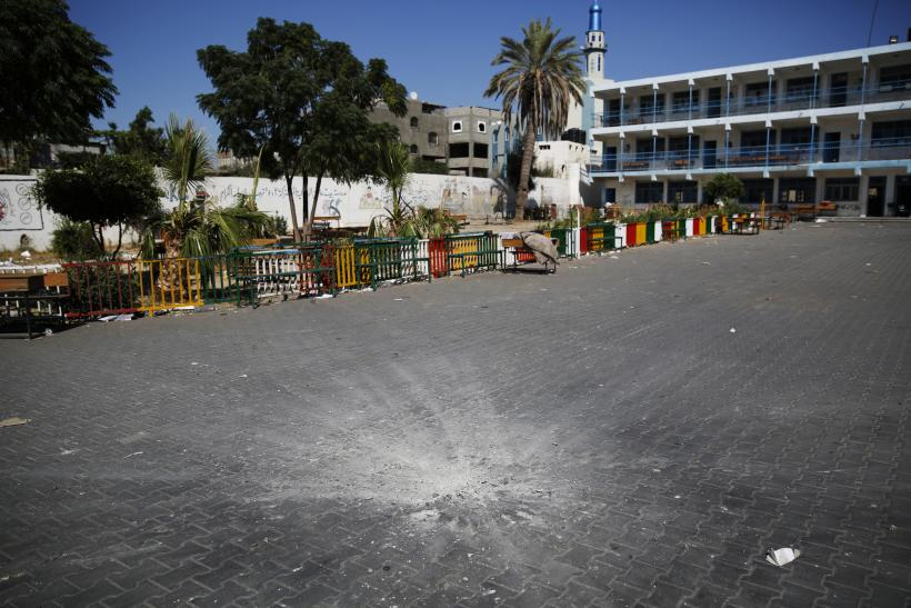 At Least 15 Dead In Israeli Strike On UN School In Gaza