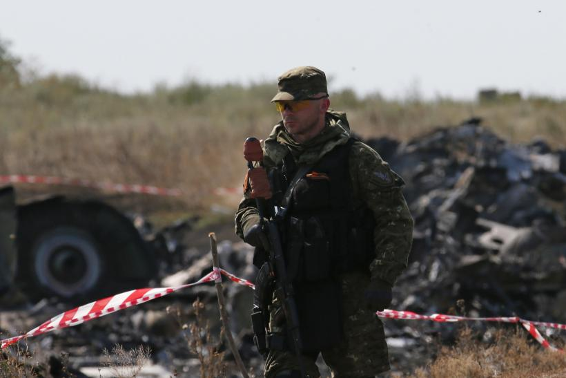Again And Again, MH17 Forensic Investigators Denied Access To Site