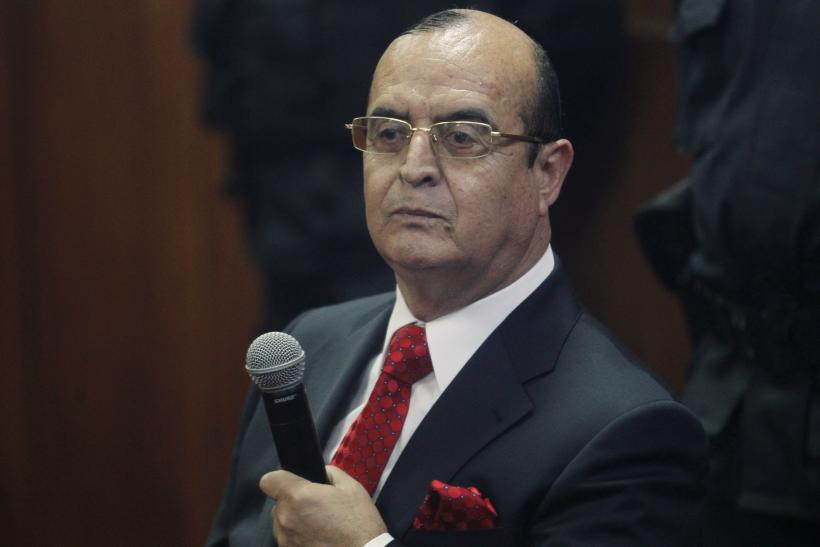 Peru To Auction Jewelry Seized From Ex-Intelligence Chief Vladimiro Montesinos [PHOTOS]