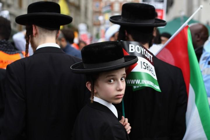 Surge In UK Anti-Semitic Attacks Following Gaza Bloodshed