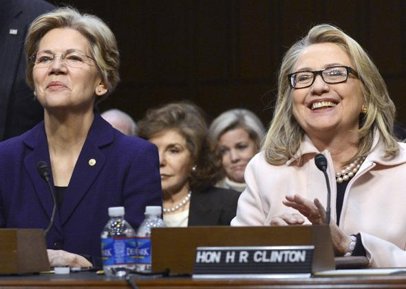 Clinton vs. Warren: Big Differences, Despite Claims To The Contrary
