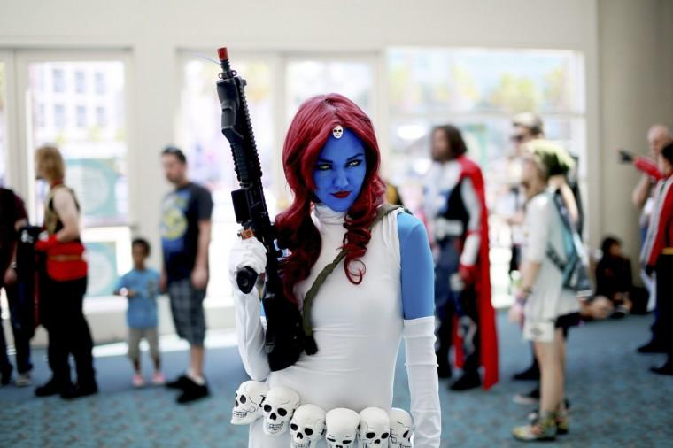 Cosplayers Tackle Sexual Harassment At Comic-Con