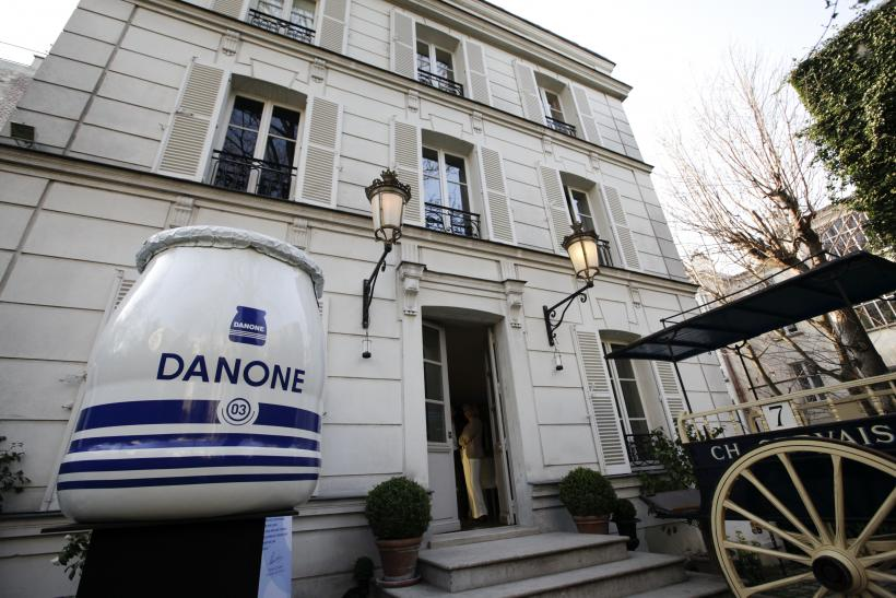 Hospira Aspires To Save On Taxes With $5B Danone Deal: Reports