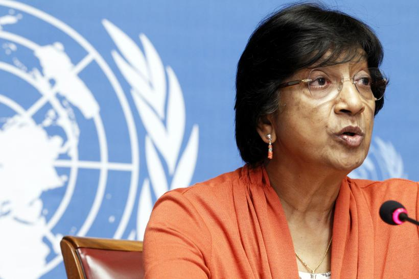 MH17 Shooting May Amount To War Crime: Top UN Official